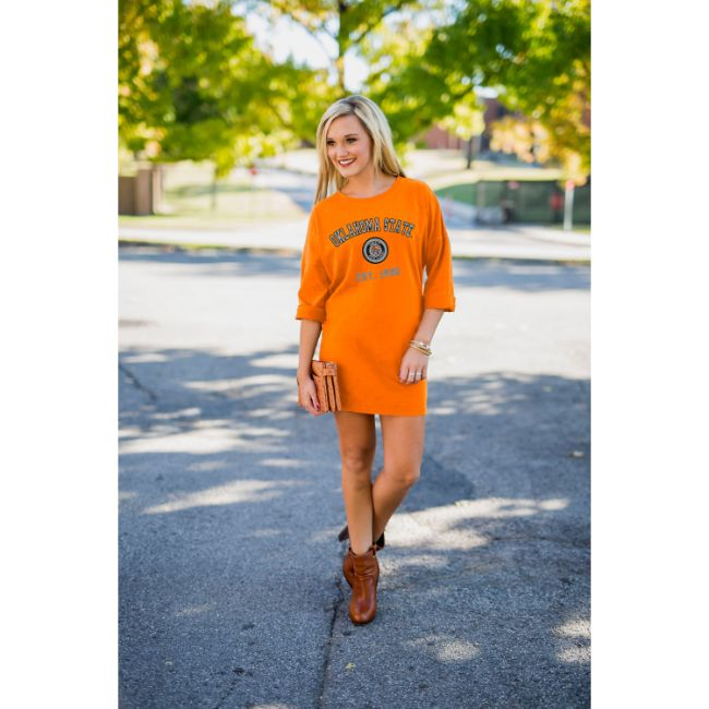 Oklahoma State University Perfect to a Tee
