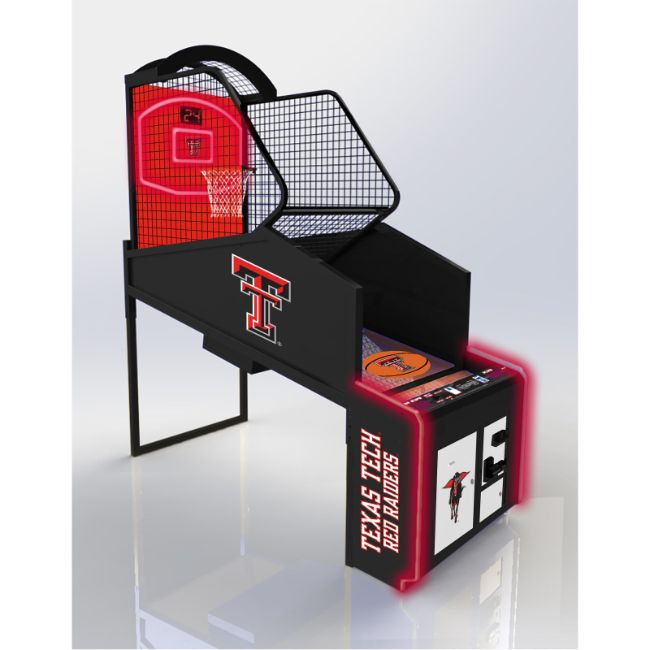 Texas Tech University Collegiate Hoops