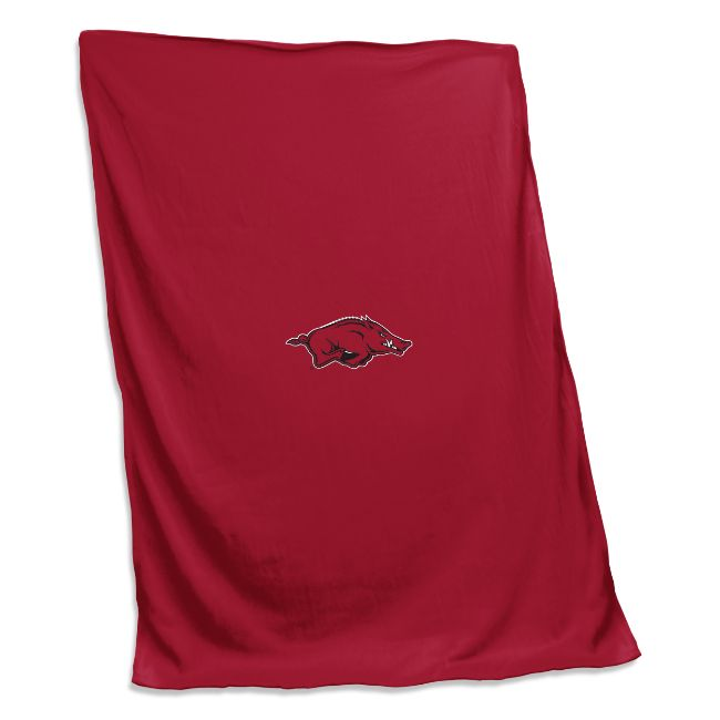 University of Arkansas Sweatshirt Blanket