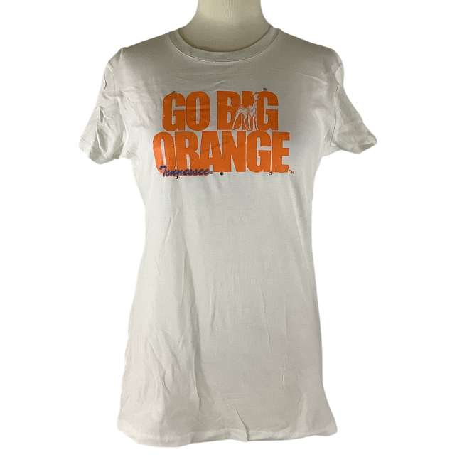 University of Tennessee Swarovski Crystal Jersey Tee
