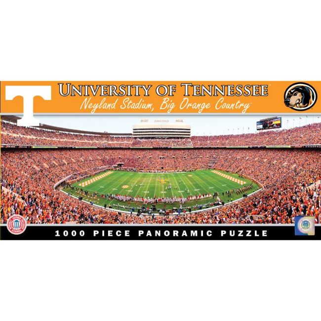 University of Tennessee - Neyland Panoramic Stadium 1000 Piece Puzzle
