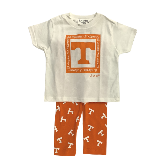University of Tennessee Pant Set