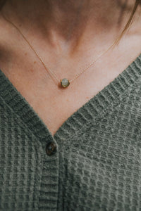 Mini Globe Necklace