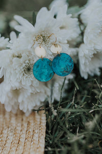 Austin Patina Earrings