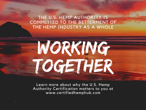 The U.S. Hemp Authority is one of the nation's leading regulator bodies for all things hemp.