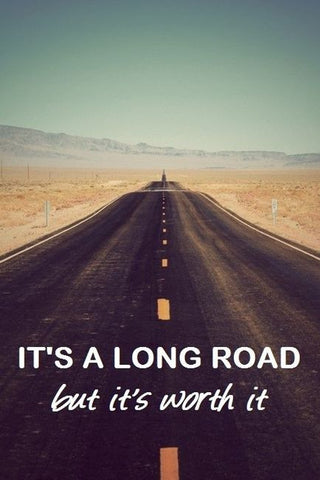 Its a long road to find the right CBD product for you.