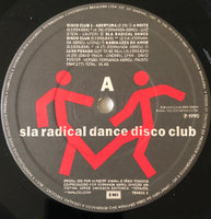 Fernanda Abreu ‎– Sla Radical Dance Disco Club