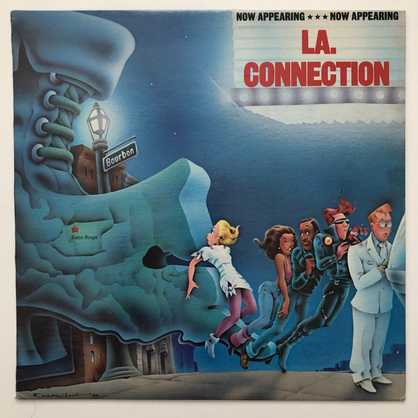 LA. Connection ‎– LA. Connection