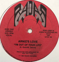 Arnie's Love ‎– I'm Out Of Your Life 12""
