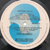 Marcos Valle ‎– Marcos Valle
