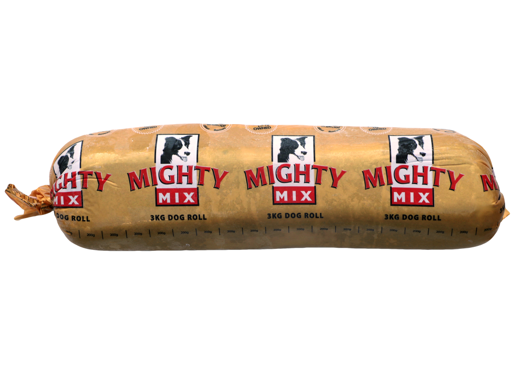 Mighty Mix Dog Roll