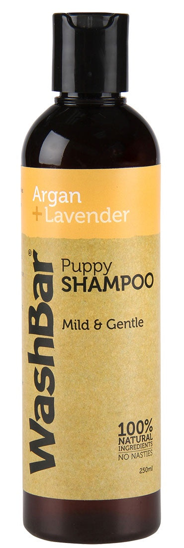 Washbar Natural Puppy Shampoo