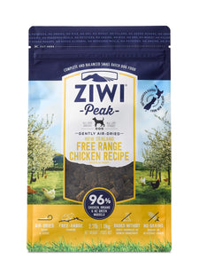 ZIWI® Peak Air-Dried Free-Range Chicken Recipe for Dogs