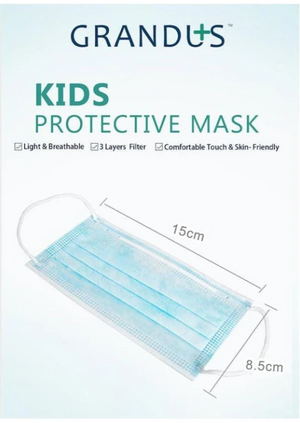 Kids Protective Mask 3-ply