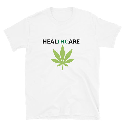 HealTHCare Tee White (UNISEX)