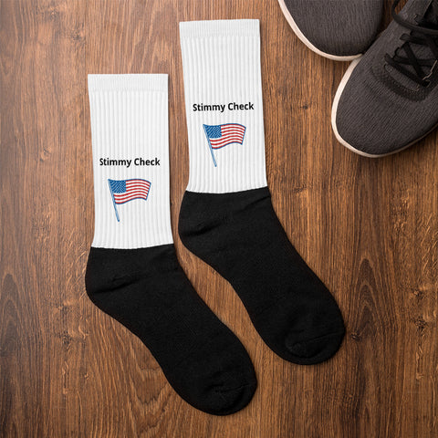 Stimmy Check Socks