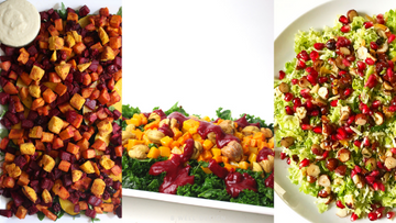 3 THANKSGIVING DAY SIDE DISHES THAT WILL PRETTY UP YOUR TABLESCAPE!