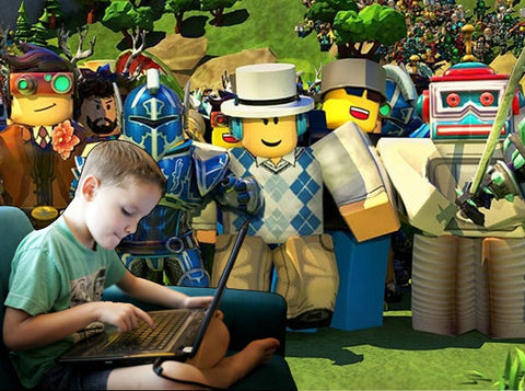 5 Day Roblox Camp
