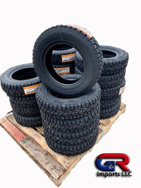 Toyo Open Country Tires (set of 4)
