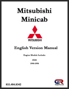 Mitsubishi Manual