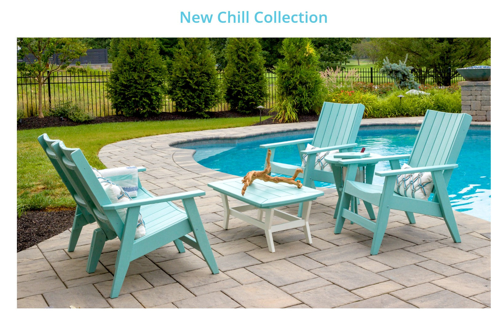 The Chill Collection - New for 2021