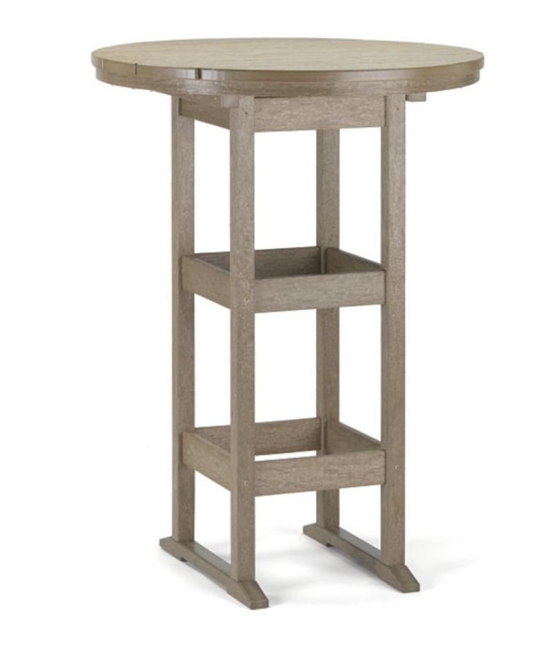 Bar Table - 32 inches Round  - 41 inches Tall