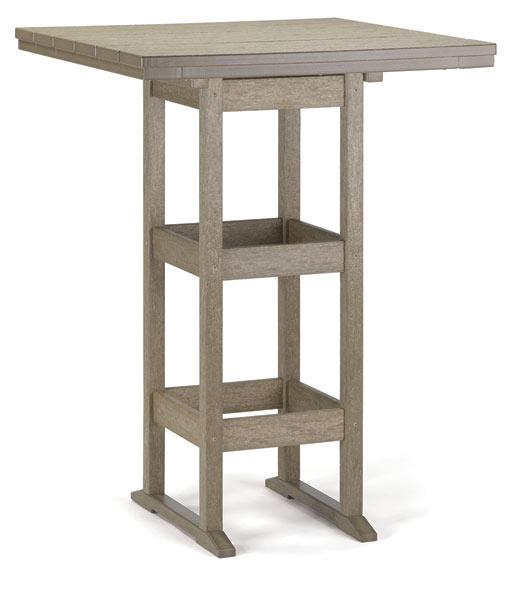 Bar Table - 32 inches Square  -  41 inches Tall