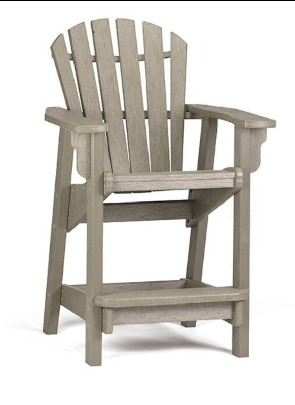 Coastal Counter Height Chair