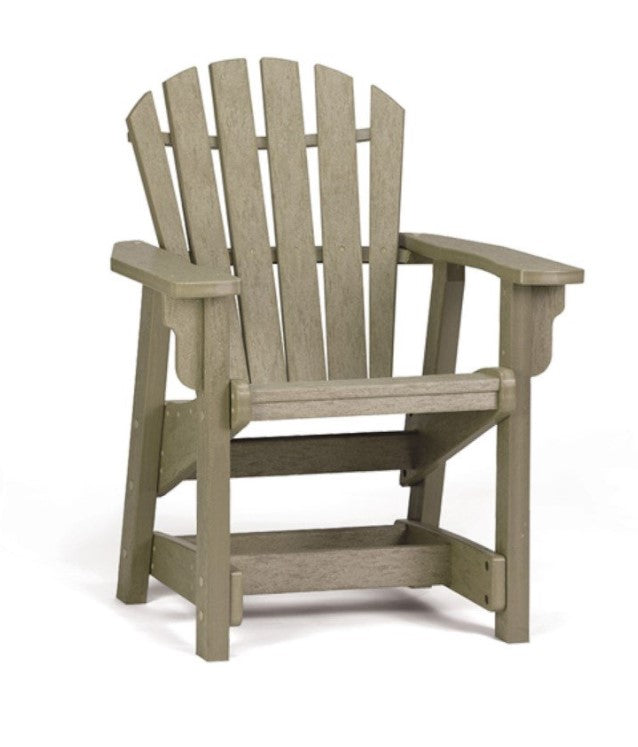 Coastal Dining Height Chair