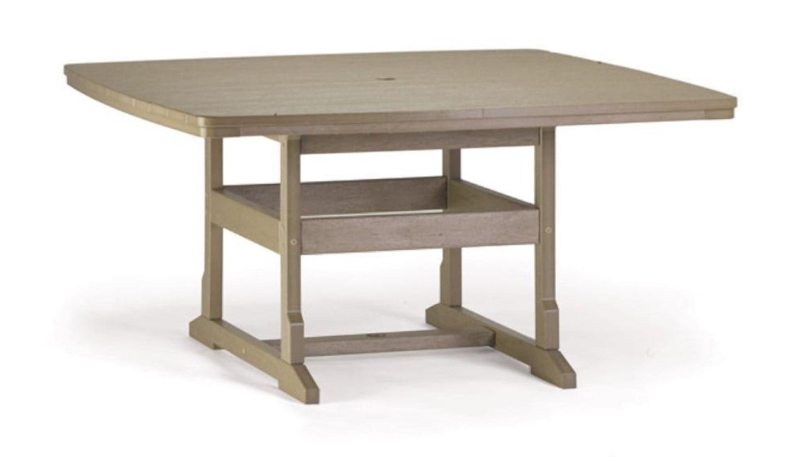 Dining Table - 58 inches Square