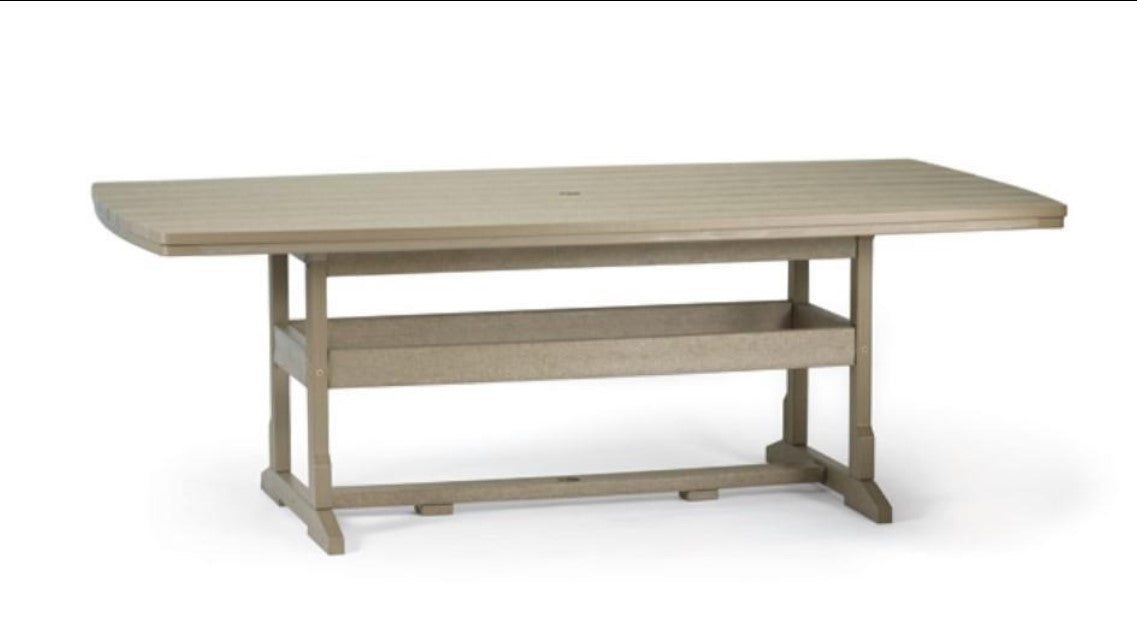Dining Table - 42 inches  x 84 inches