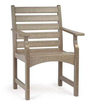 Piedmont Captain's Dining Chair