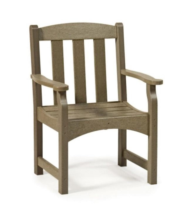 Skyline Captain's Dining Chair ( Garden Chair)