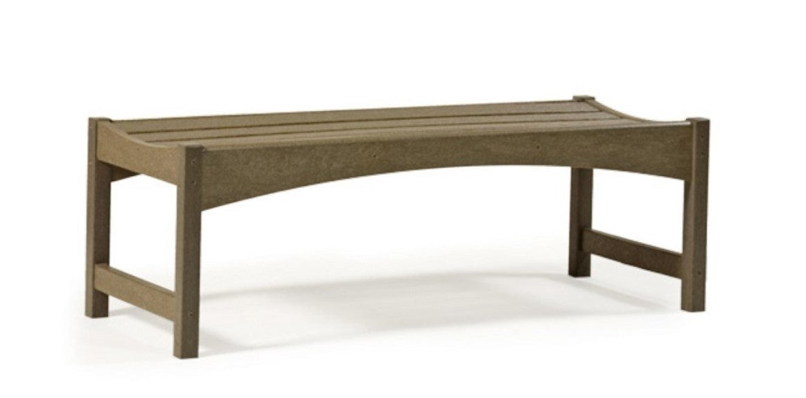 Backless Bench -  60 Inch Width