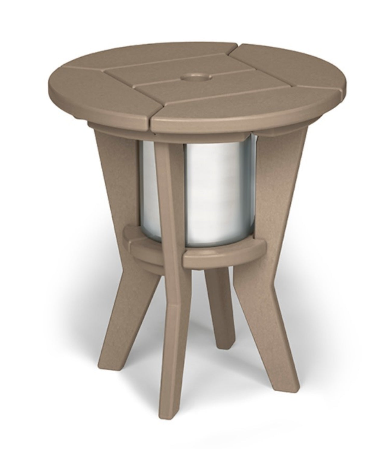 Chill Beverage Side Table - Quick Ship - 5 Colors