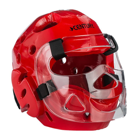 Head Gear with Face Shield