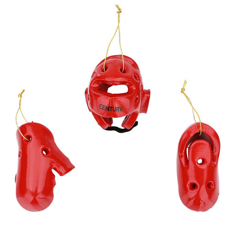 Mini Sparring Gear Ornaments
