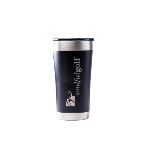 Soulful Golf 20 Oz Stainless Steel Tumbler