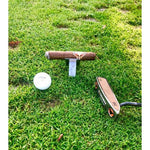 Soulful Golf Stainless Steel Foldable Cigar Stand/Holder