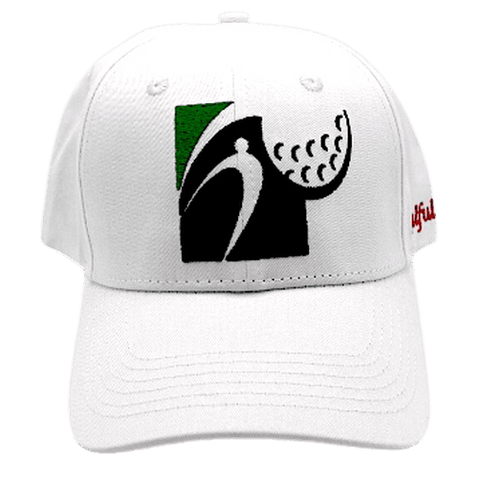 Soulful Golf Caps - White Only