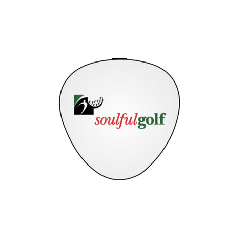 Soulful Golf Voice Caddie VC300 SE White Voice Golf GPS