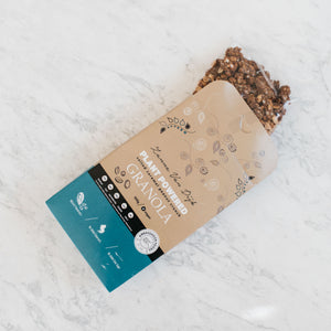 Load image into Gallery viewer, Salted Caramel Peanut Crunch • Plant Powered Granola by Zanna Van Dijk