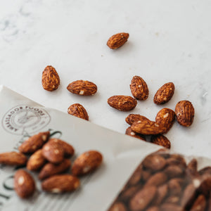 Load image into Gallery viewer, Sweet & Smokey Almonds