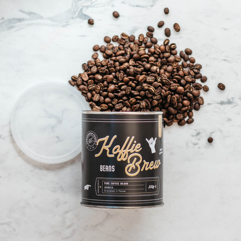 Koffie Brew - Pure Coffee Beans
