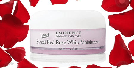 sweet red rose moisturizer reviews eminence, eminence,organics,dehydrated skin