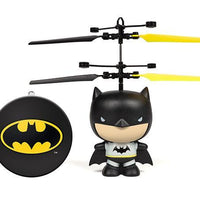 DC Licensed Batman 3.5 Inch Flying Figure UFO Big Head Helicopter-Big Head-Phooqy