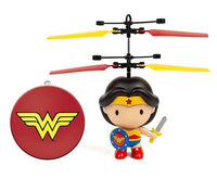 DC Licensed Wonder Woman 3.5 Inch Flying Figure UFO Big Head Helicopter-Big Head-Phooqy