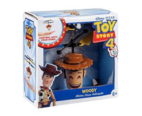 Disney Pixar Licensed Toy Story Woody Flying IR UFO Motion Sensing Helicopter-Heli Ball-Phooqy