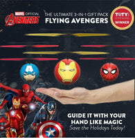Flying Avengers 3Pack Helli Ball Bundle-Heli Ball-Phooqy