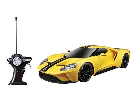 Maisto Tech 2017 Ford GT 27MHz 1:14 RTR Electric RC Sports Car-RC Cars-Phooqy